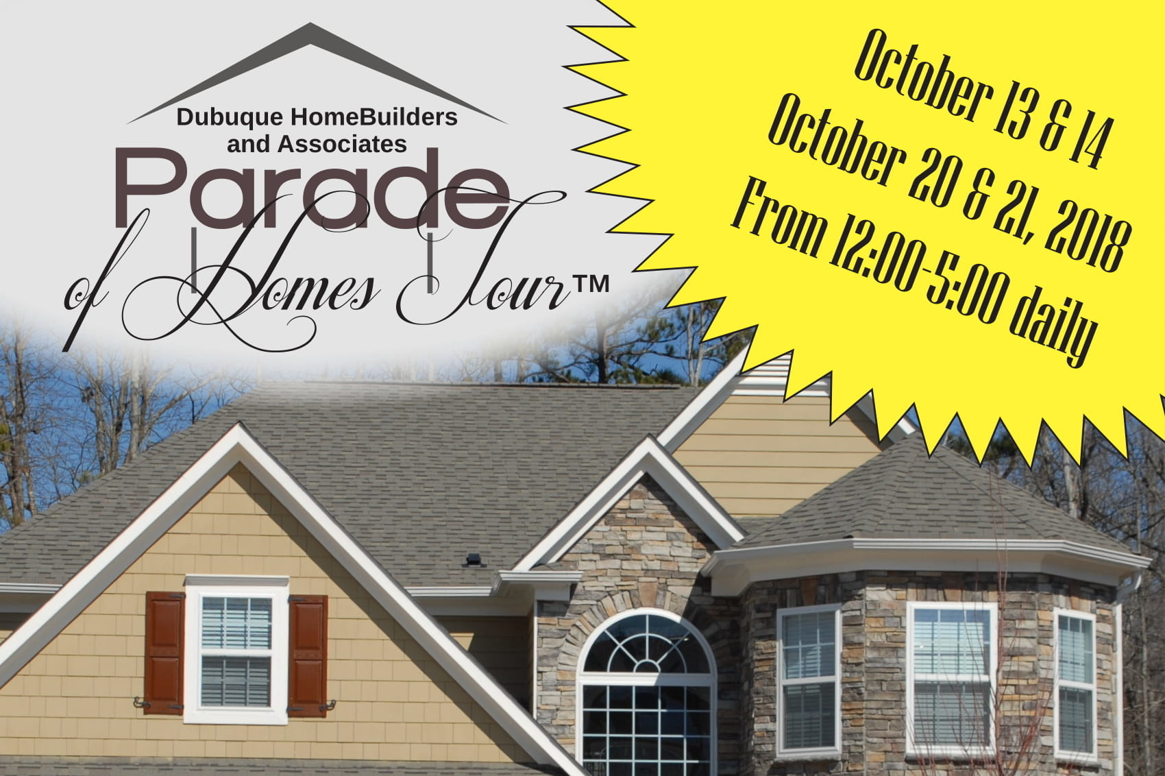 Parade of Homes Tour